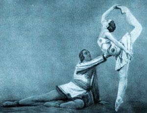 балет Ледяная дева