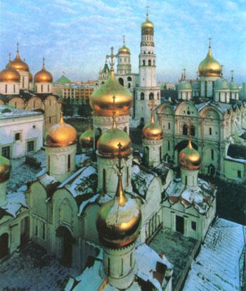 Рисунки и фото древнего московского