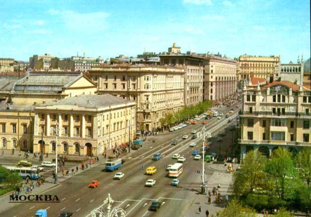 СССР 50х70х годов Фотогалерея из архива ИТАРТАСС