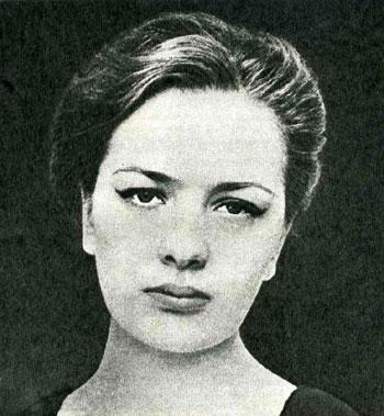 наталья тенякова фото в молодости